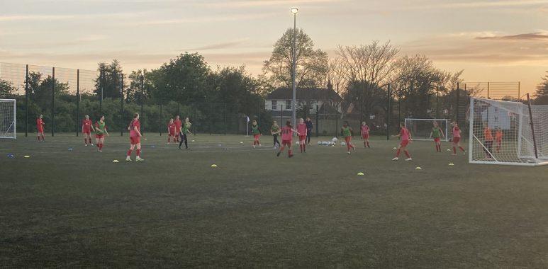 Training session